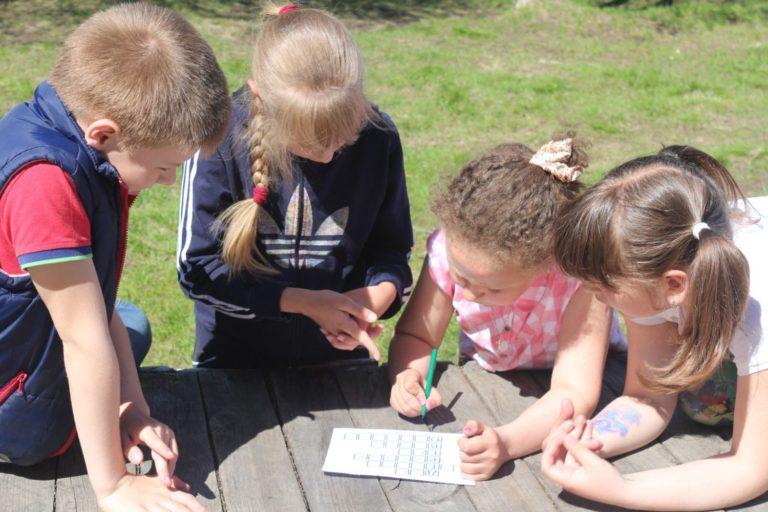 Летние познавательно-развлекательные мероприятия, проведённые в рамках работы детской школьной площадки.