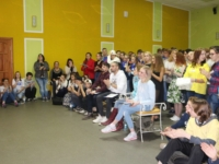 Районная молодёжная акция «Антидот»