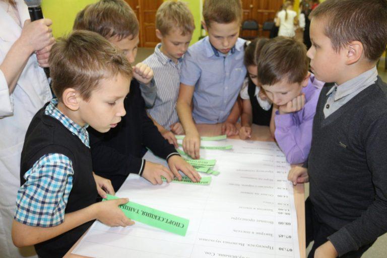 Дом культуры поселка Уемский научил «Азбуке здоровья» более 150 школьников