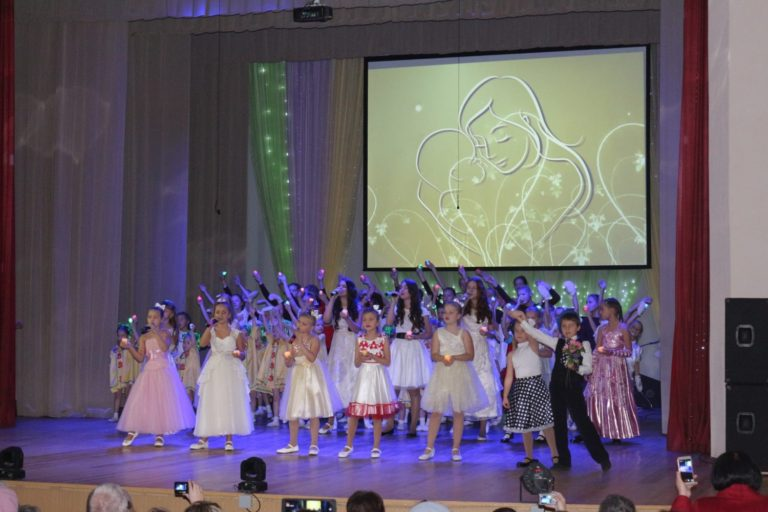 Праздничный концерт «Обереги матери»
