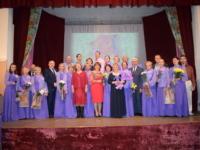 Заостровскому академическому Народному хору 45 лет!