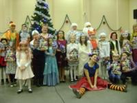 Весело и многолюдно прошли новогодние праздничные дни в Лявленском СДК