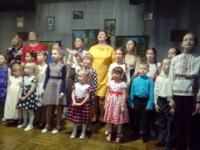 Отчетный концерт «Нарисовать мечту» в Повракульском ДК