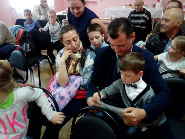Театральный выпускной в Катунинском Доме культуры