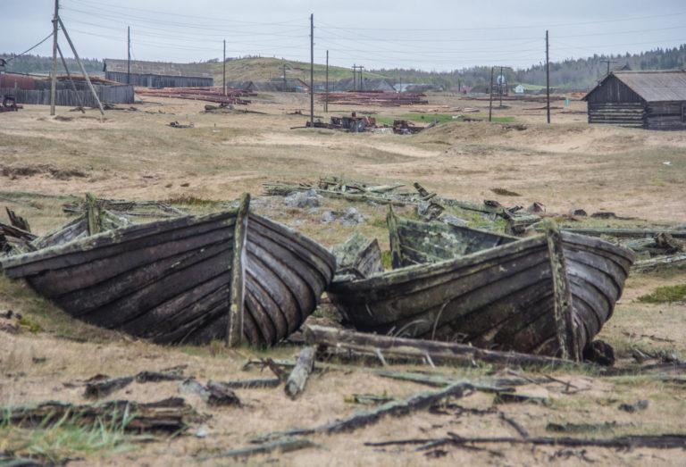 «Вечная стоянка карбасов» — новая экологическая тропа в «Онежском Поморье»