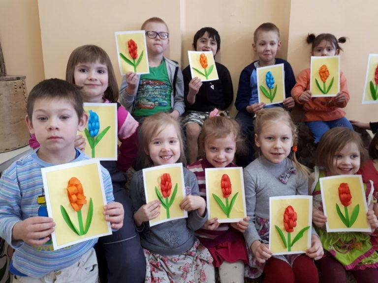 Мастер-классы к 8 марта в Повракуле
