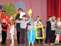 Конкурс талантов «Необъятен и велик мир любимых детских книг»