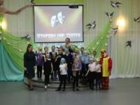 Квест-бродилка «Откроем мир театра»