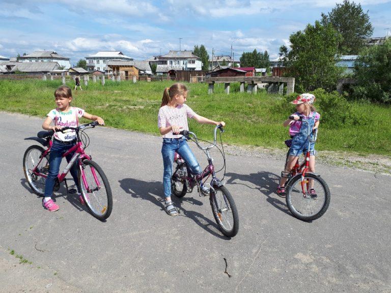 Велопробег «Колесо удачи»