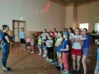 Конкурс танцевальных флешмобов «Тренер»