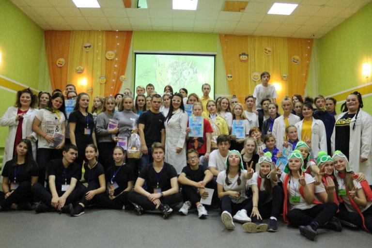 Районная молодёжная акция «Антидот»: поиск альтернативы вредным привычкам