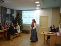 В Приморском районе стартовал проект «Литературная деревня»