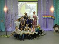 Познавательно-развлекательная программа «На Налиме по Уйме малиновой»