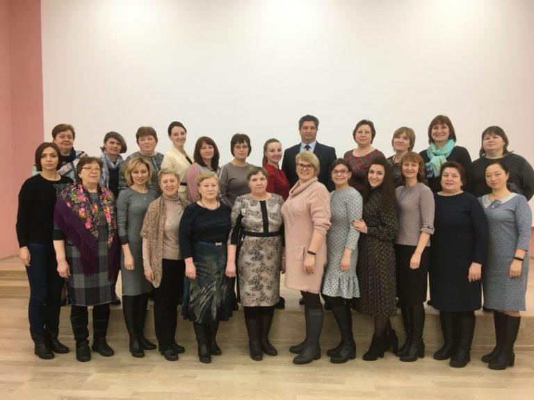Руководители учреждений культуры Приморского района побывали навыездном семинаре вг. Пошехонье Ярославской области