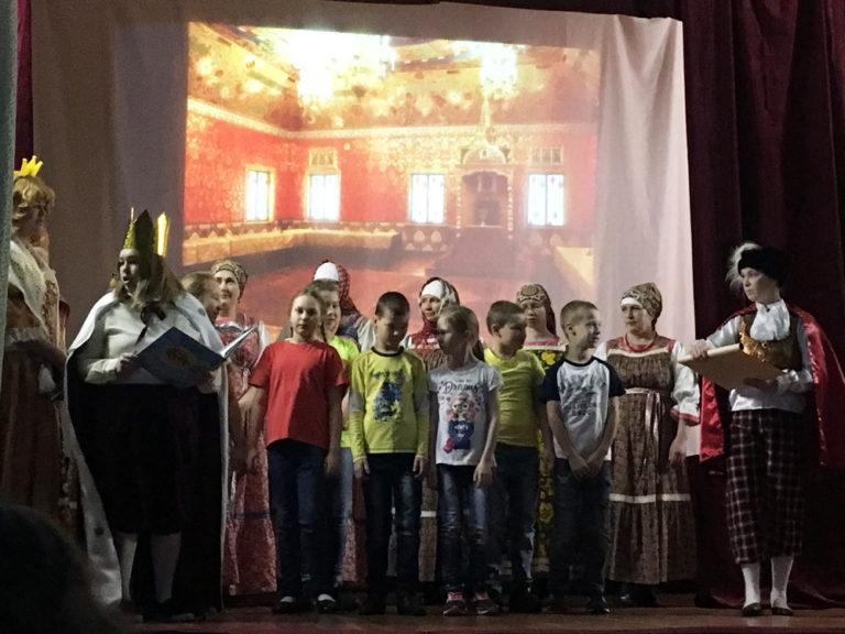 ВДомах культуры Приморского района начались традиционные творческие отчёты перед населением