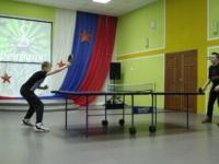 Патриотический турнир по настольному теннису среди любителей «РАКЕТКОдром»