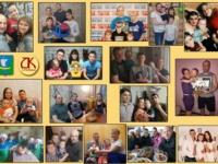Шестнадцать семей Приморского района поделились своими секретами счастливой семейной жизни!