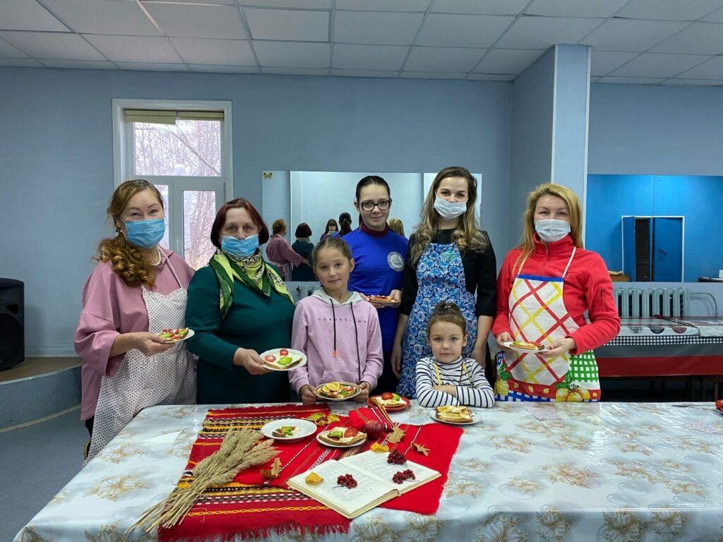 """Творческая лаборатория """"INSTA-ЗАВТРАК"""" в Пустошинском Доме культуры"""