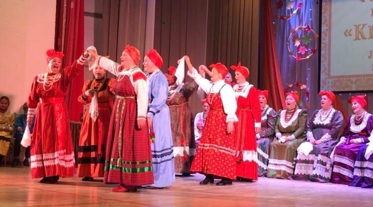 Праздничный концерт «От всей души с поклоном и любовью»
